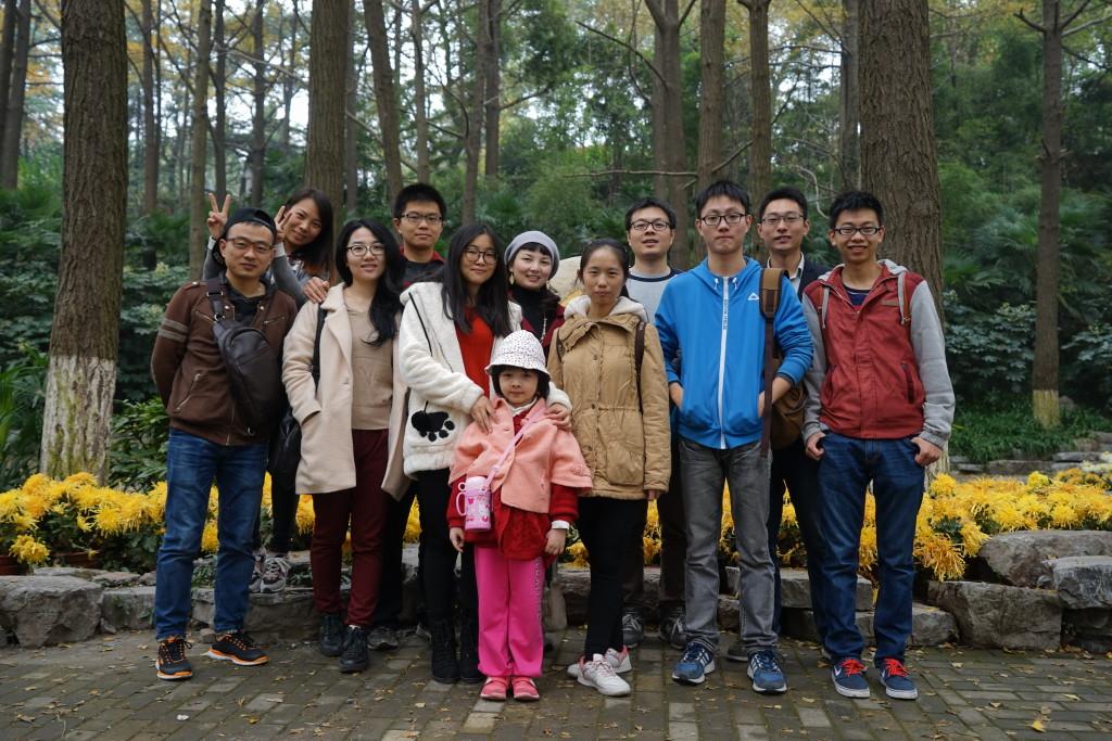 @ Qingliangshan park 2015.11.15