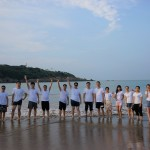 Group visit to Zhoushan