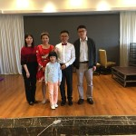 Junjie's wedding